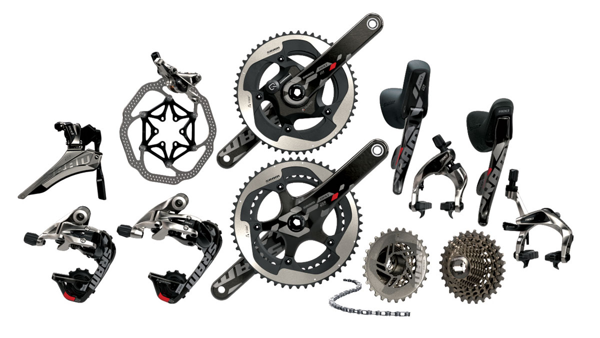 SRAM RED 22-groupsets