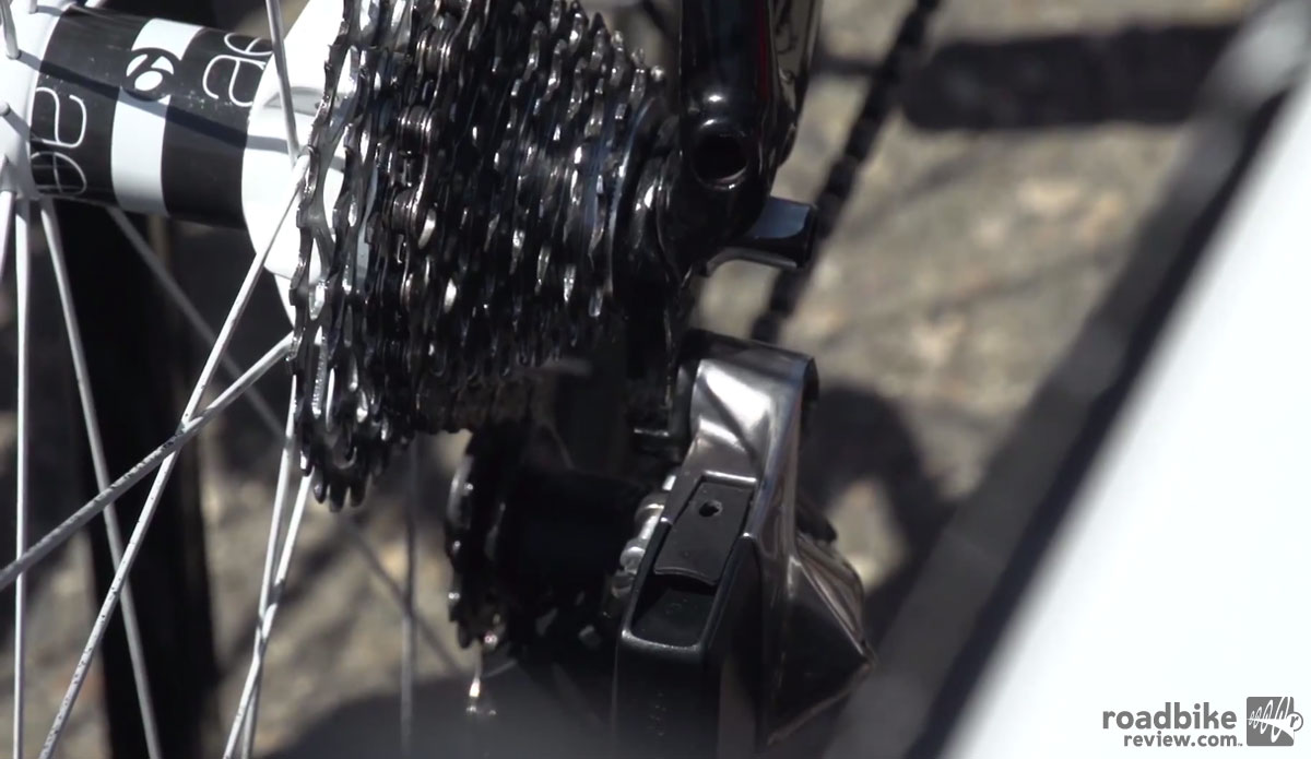 SRAM Wireless Electronic Shifting