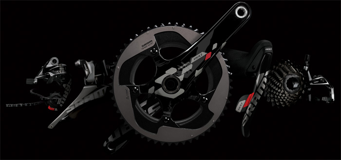 2012 SRAM RED Groupset