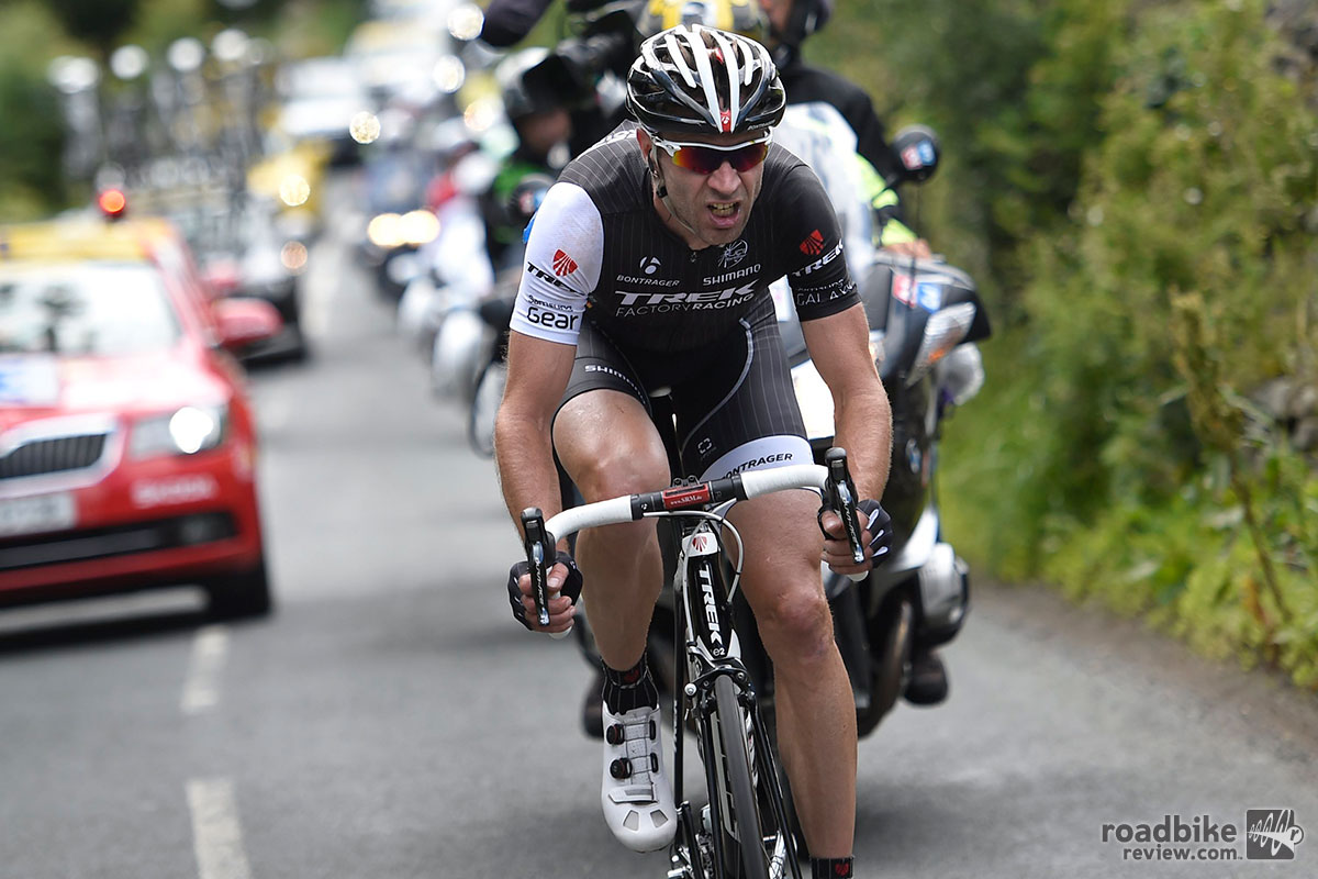 Stage 1 - Fork Yeah Jens Voigt!
