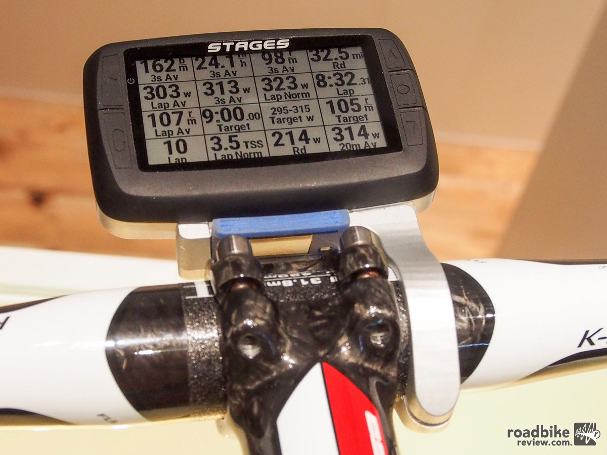 Power meter maker Stages Cycling didn't love the other head units on the market so they made their own.