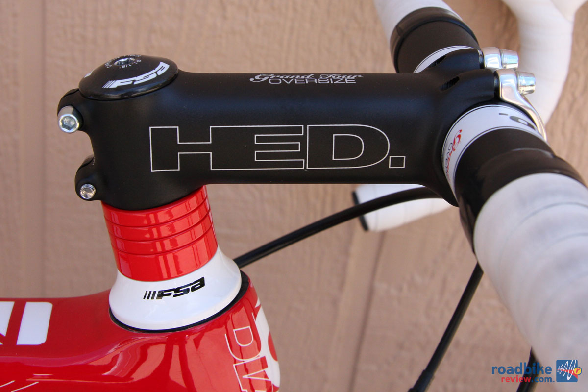 HED Stem and Bars