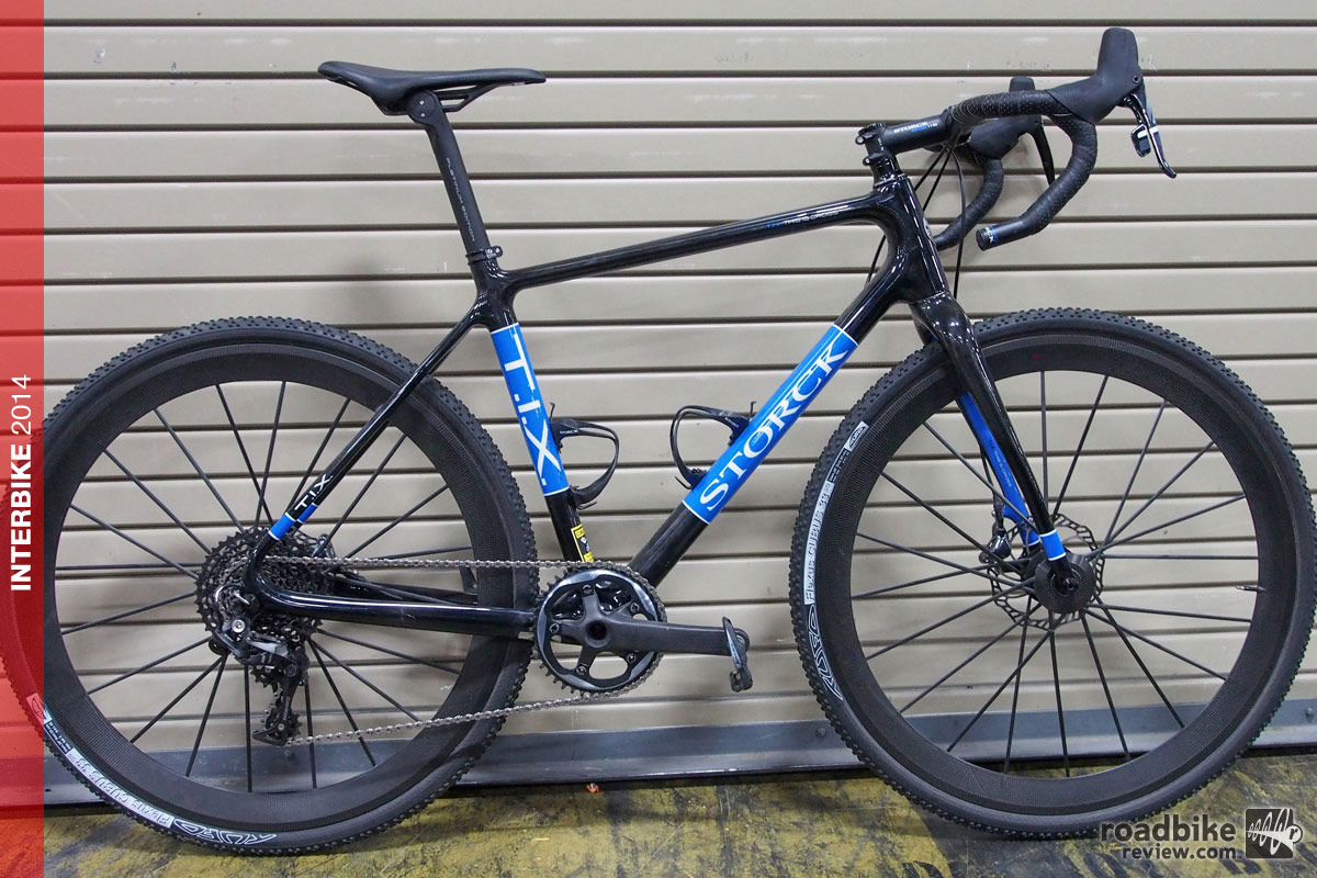 Interbike: Storck\'s 14.6-pound, $14,000 T.I.X. cross bike | Road ...
