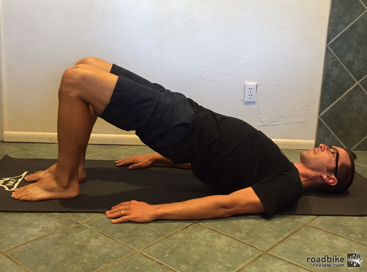 A regular stretching routine is essential to keeping your body healthy and injury free