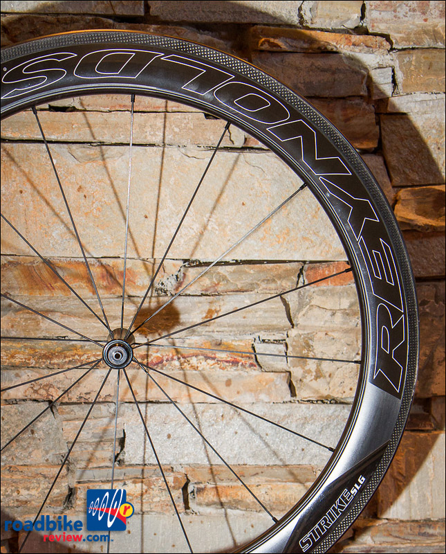 Reynolds Cycling - Strike front wheel