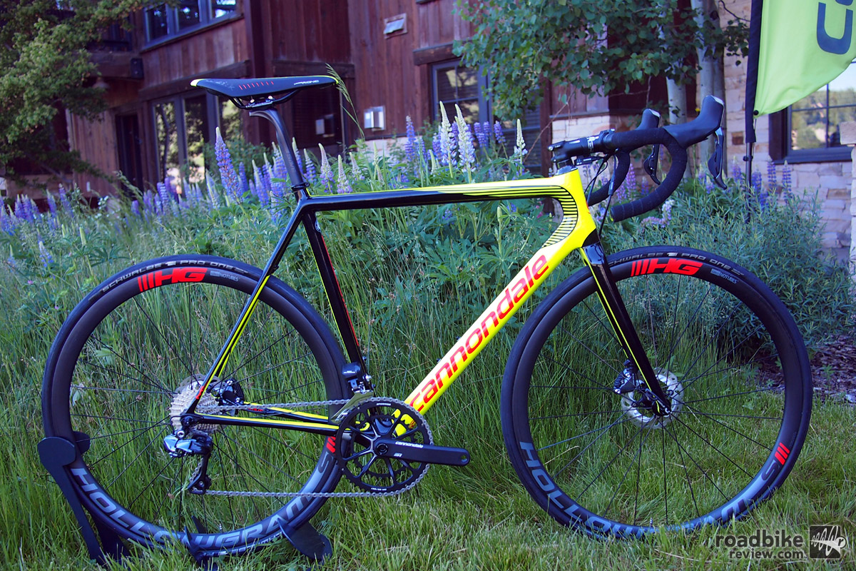 Bicycles Cannondale: review models, reviews 77