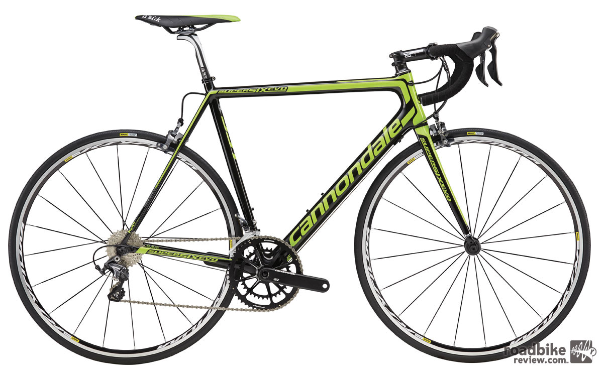 The Ultegra build is sure to be a hot seller, combing solid value and performance with good looks.