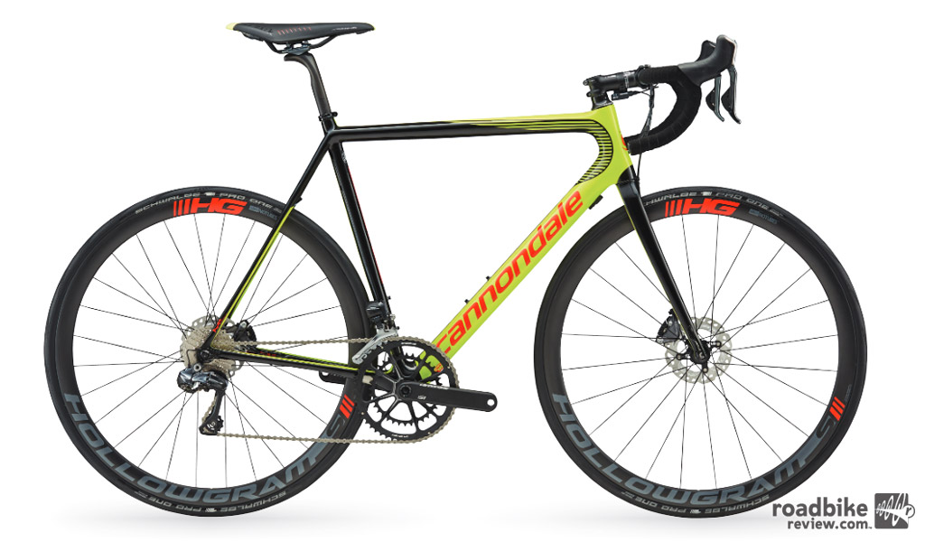 Cannondale offers 6 versions of the SuperSix with disc brakes from about $3k to just over $6k.