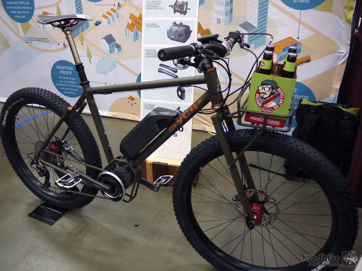 SyCip Best Experimental Bike