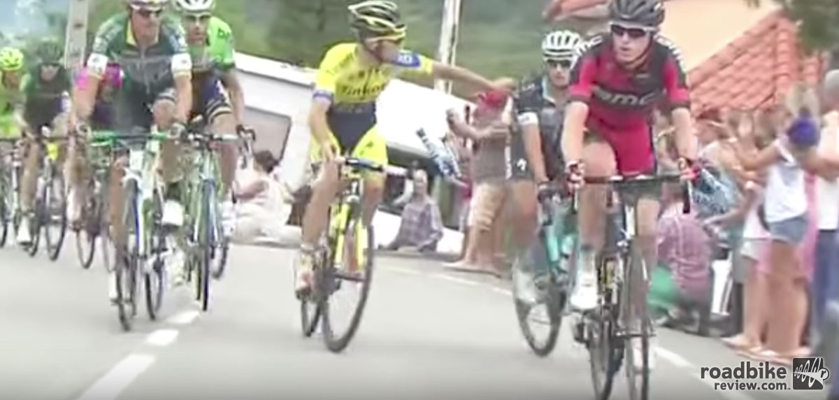 Video: Top Five Cycling Tantrums