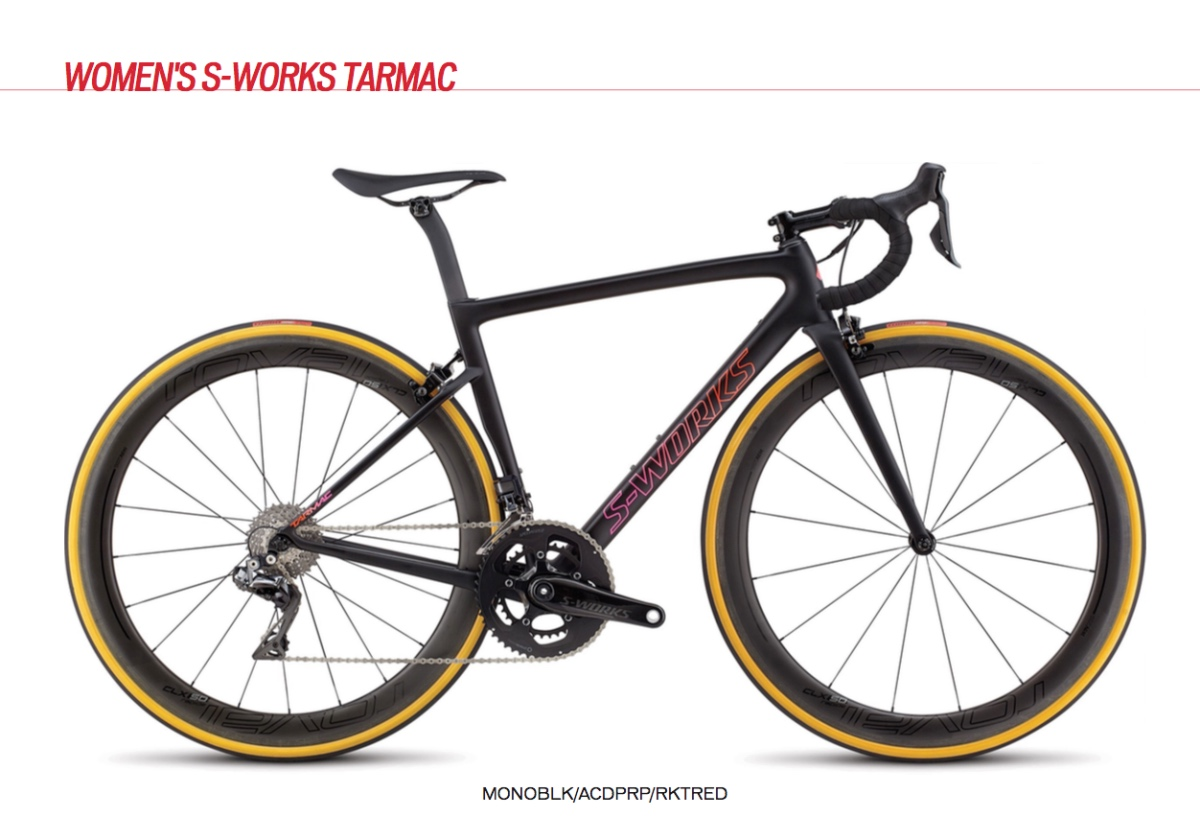 2018 Specialized Tarmac