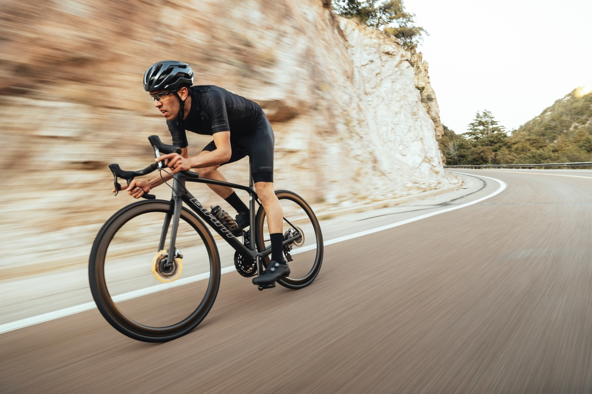 The new TCR range comes in six different series at a variety of price levels. Photo by Cameron Baird