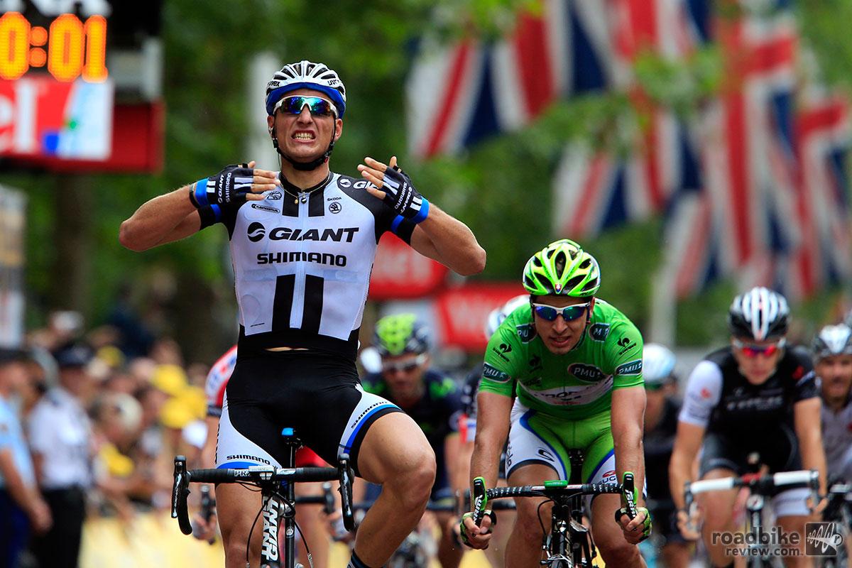 Tour de France Stage 3 Kittel Wins