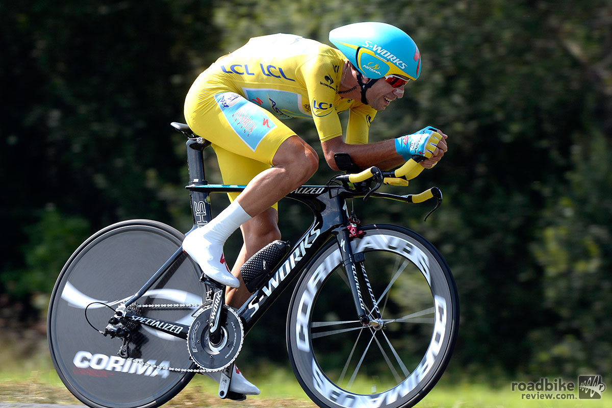 Nibali the Champione