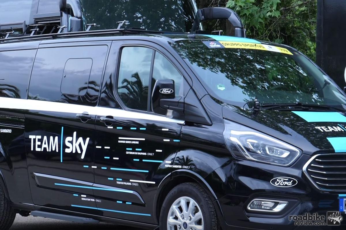 Team Sky Fleet