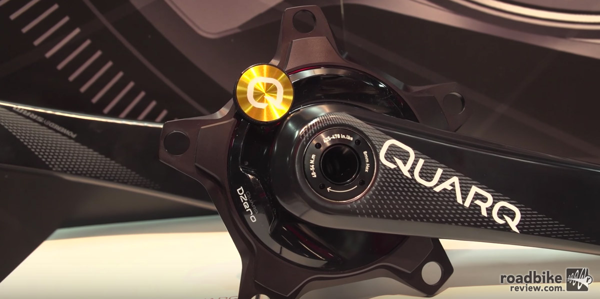 Quarq is making it easier to welcome a power meter into your life.