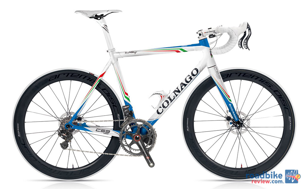 Colnago C50 Disc Road Bike