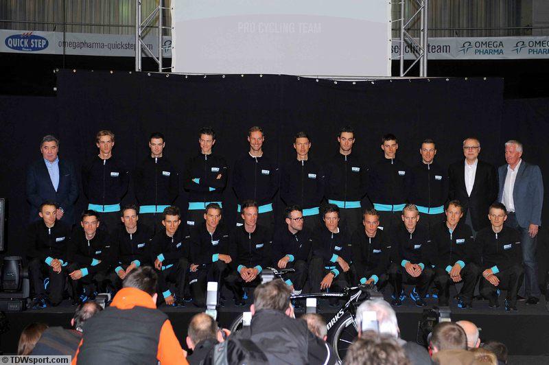 The 2013 Squad