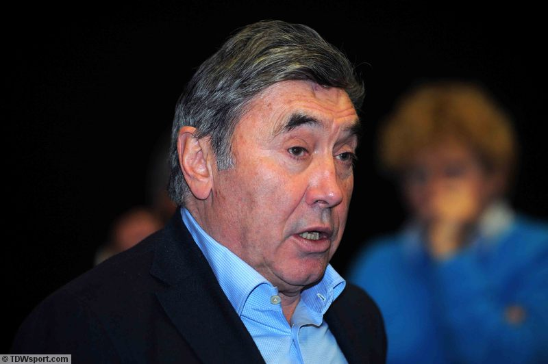 The living legend, Eddy Merckx