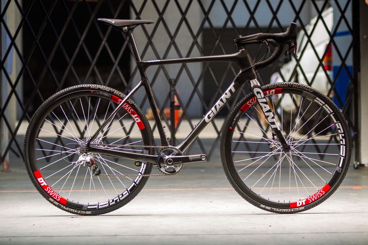 The new Giant TCX