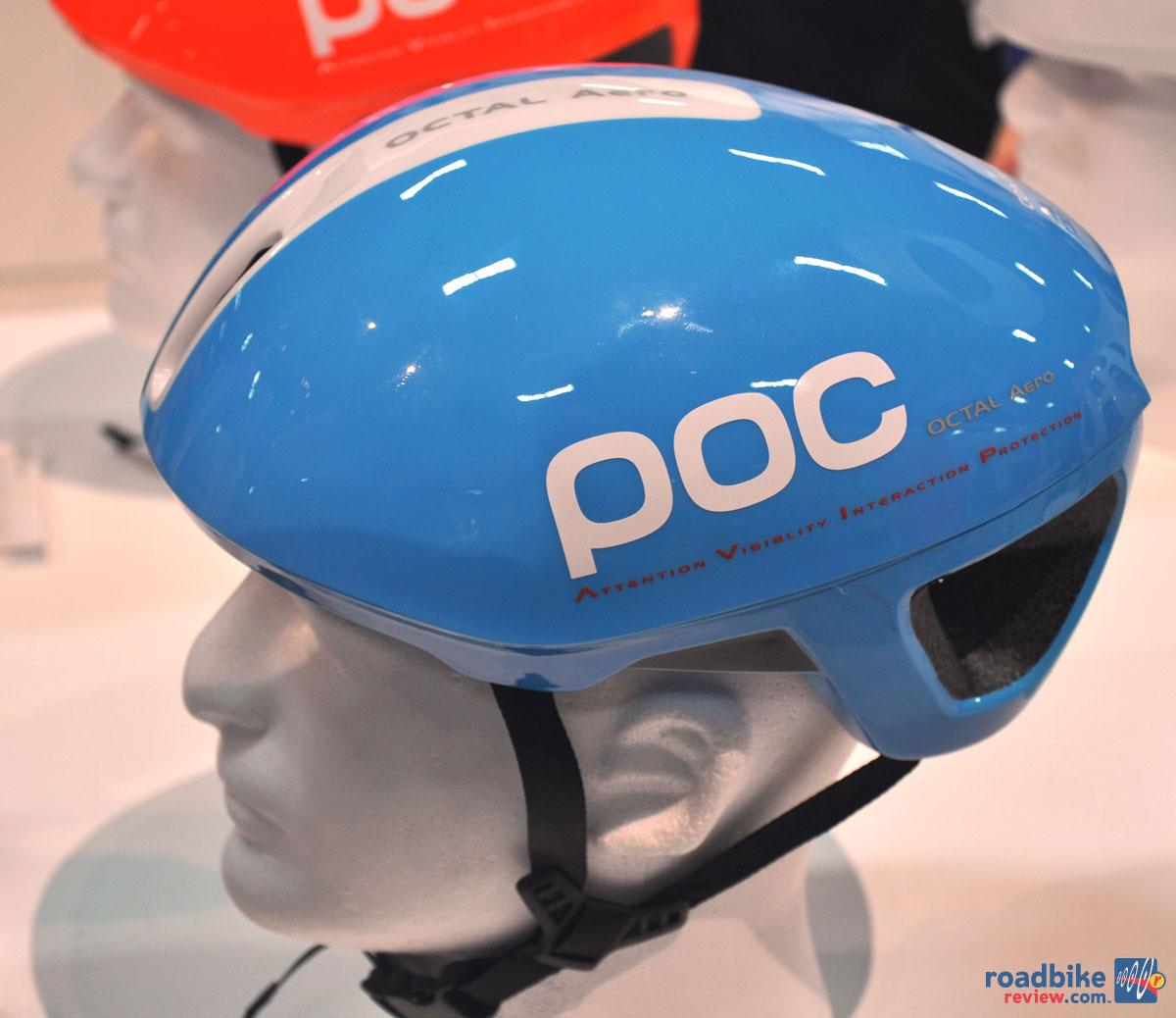 Interbike 2013  POC Launches New Road Helmet 50bd337ff