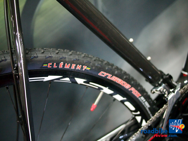 Norco Threshold SL - Clement tires