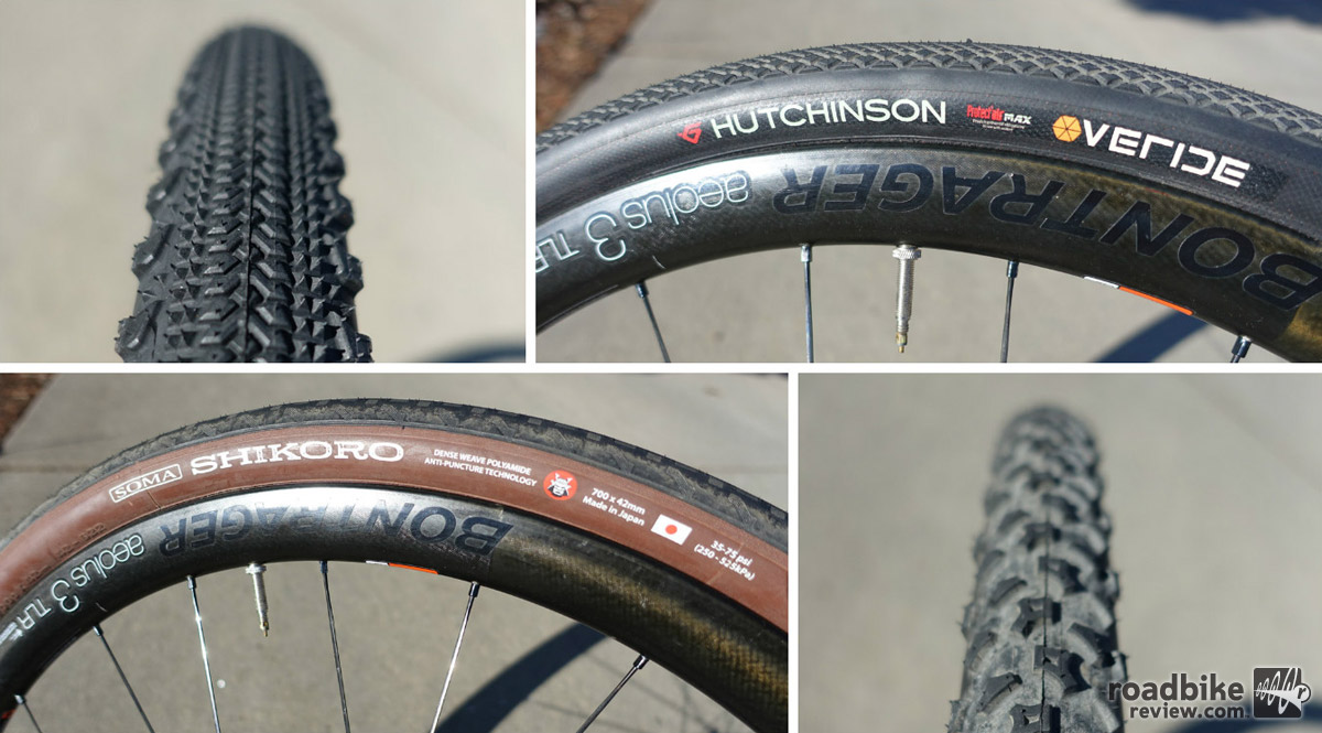 Best Gravel Road Tires Tested Part 3 Road Bike News