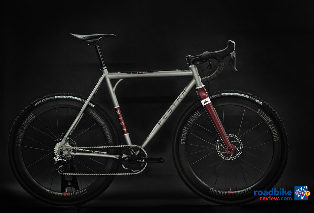 Festka Bicycles - The Mist Ti CX1