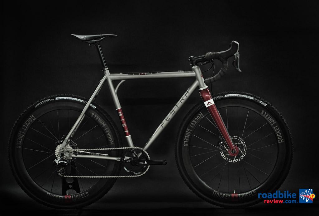 Festka Bicycles - The Mist Ti CX1