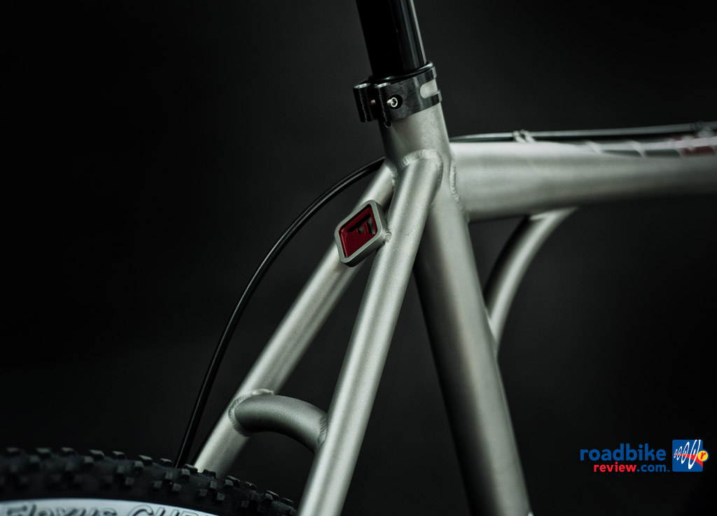 Festka Bicycles - The Mist Ti CX3