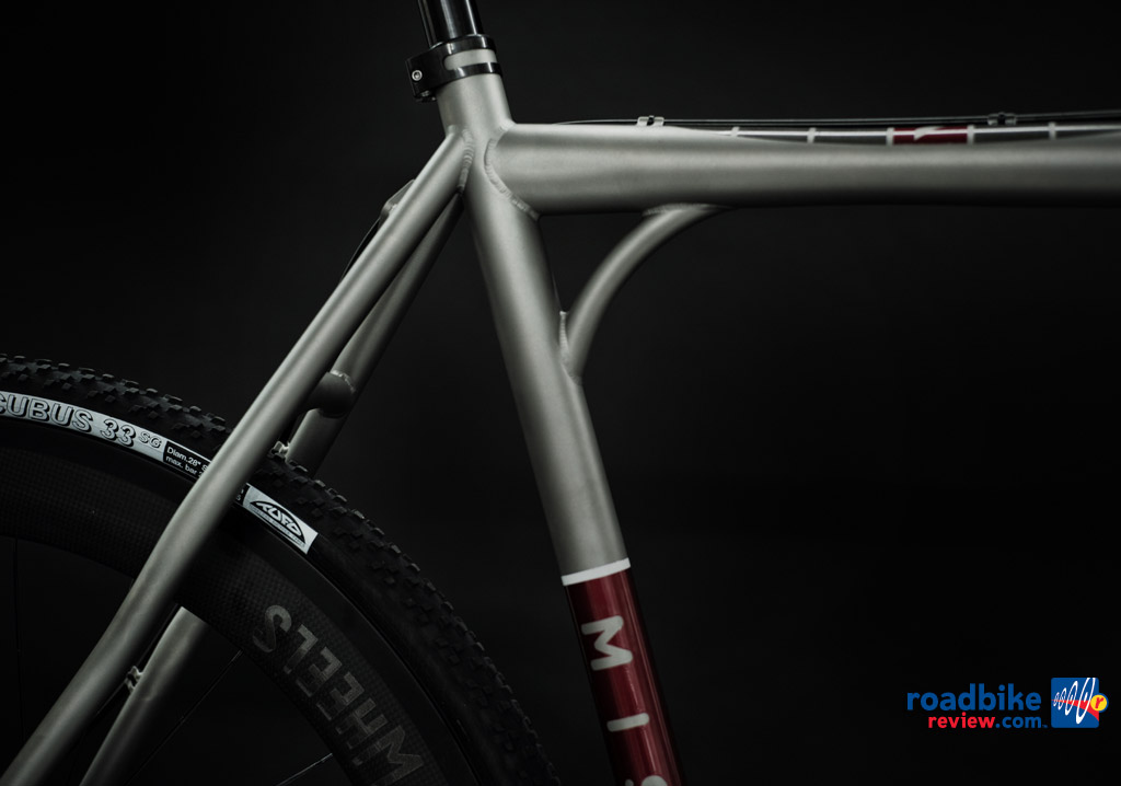 Festka Bicycles - The Mist Ti CX5