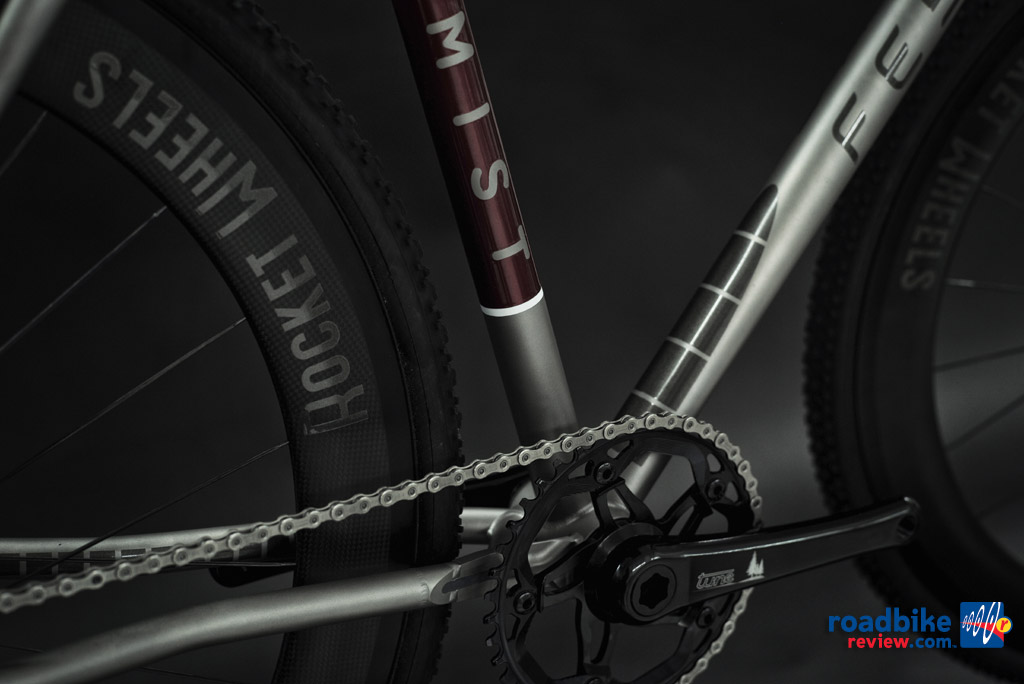 Festka Bicycles - The Mist Ti CX7