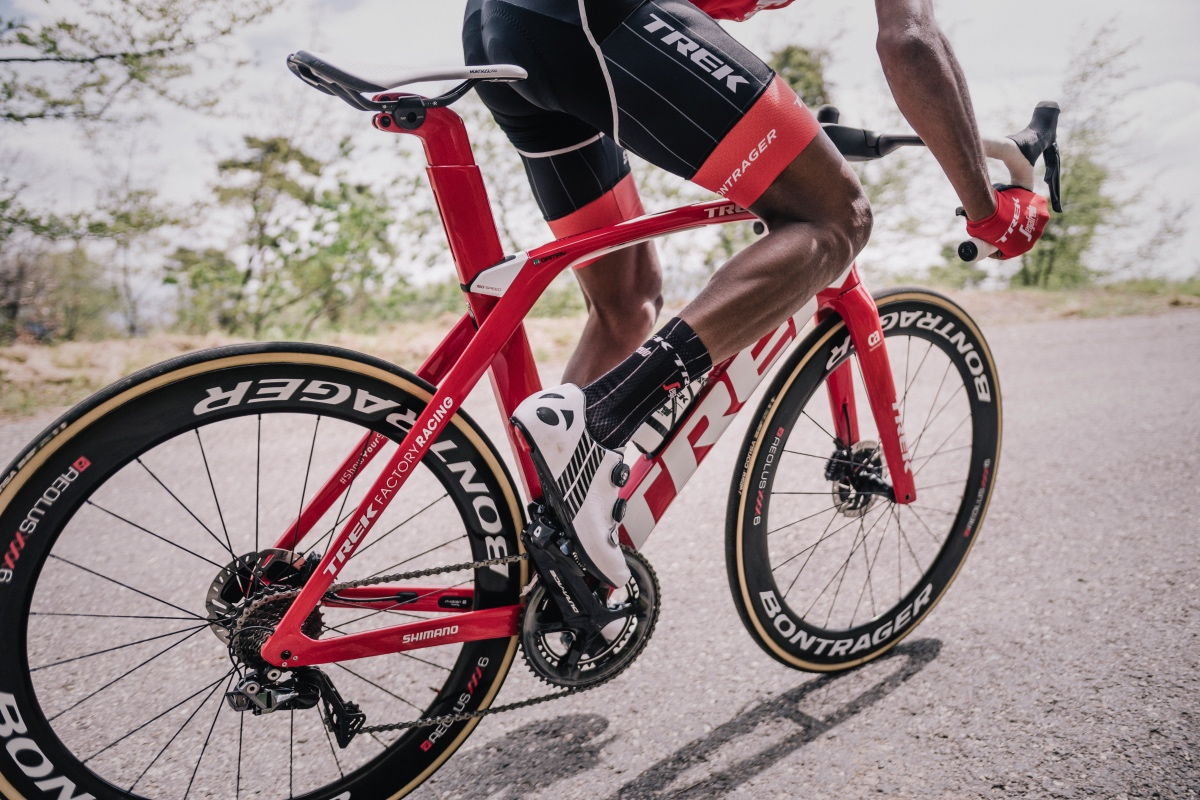 New Trek Madone Slr And Sl Roll Out Road Bike News