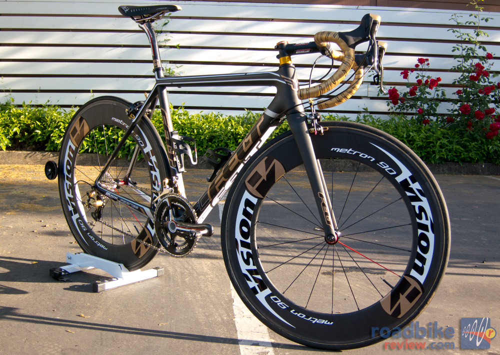 Team Exergy Felt FC Gold Road Bike