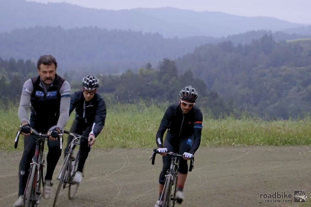 The Ride - with Tom Ritchey