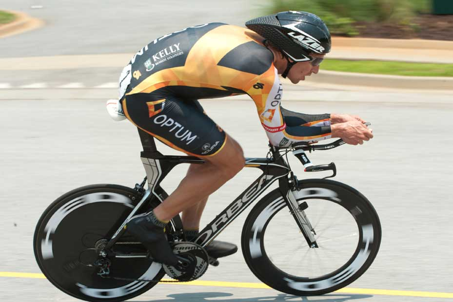 Tom Zirbel Rolls His TT Machine