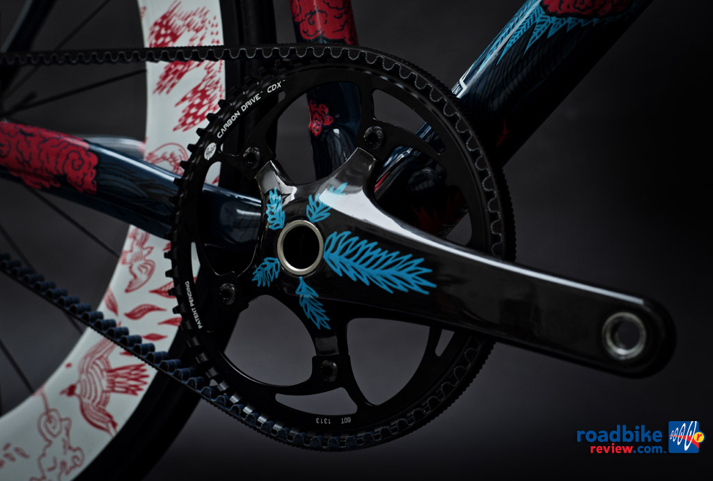 Festka Bicycles - TP carbon 3