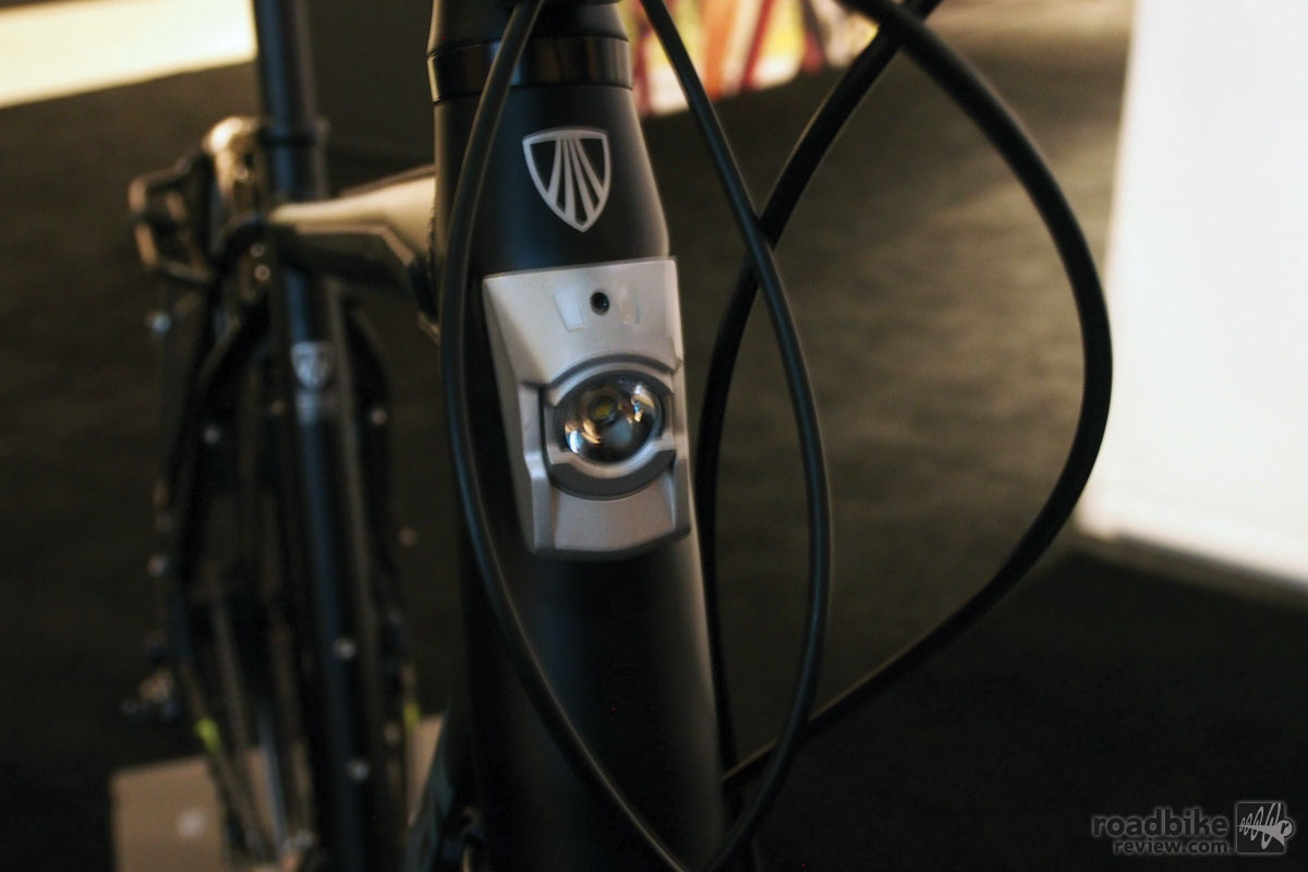 Trek Lync With Integrated Head Tube Light