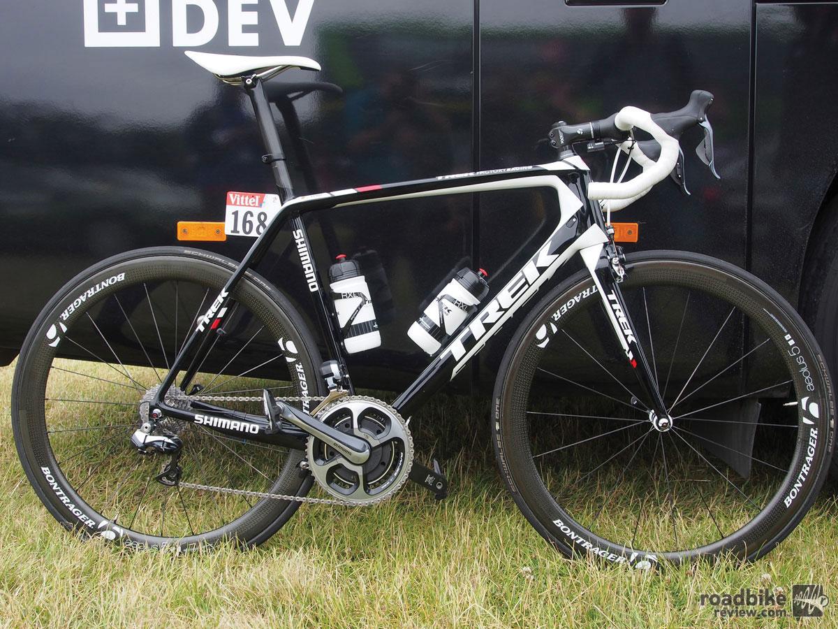 trek race bike