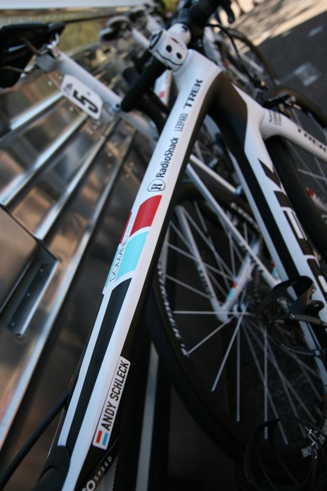 Schleck's Bike