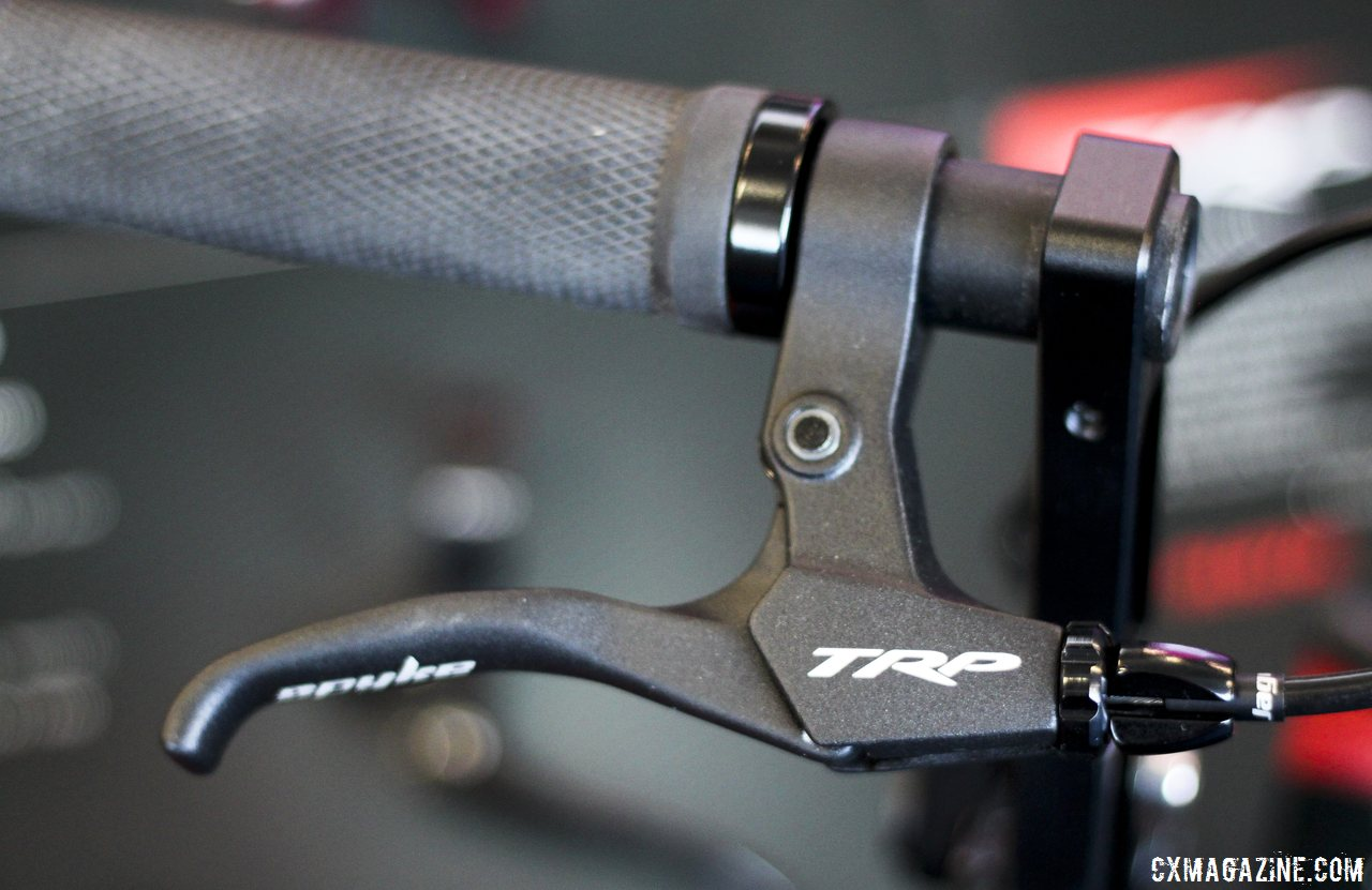 TRP Brakes New Lever for Spyke