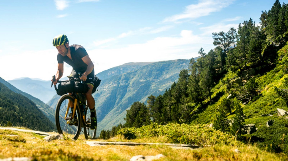 The Escape: Gravel Adventures with Svein Tuft