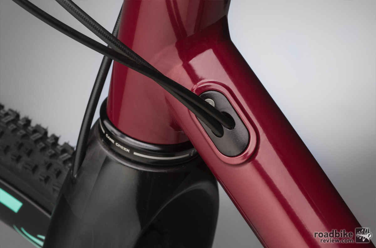 Turner Cyclosys Limited Edition Internal Routing