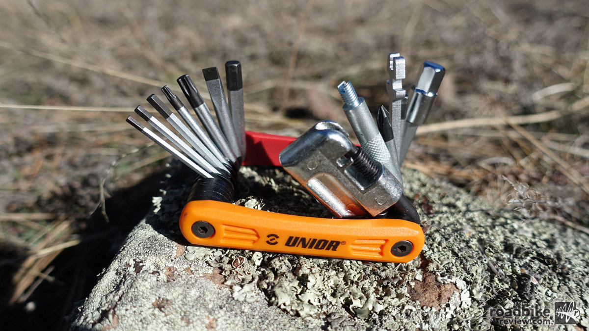 Unior Multitool Euro17 review