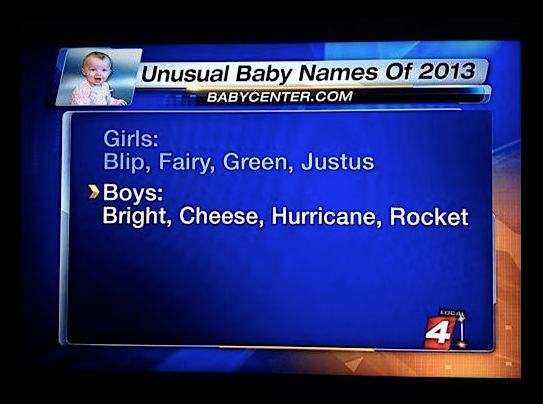 Freakout Friday: Post Random, Stupid Sh**.-unusual-baby-names.jpg