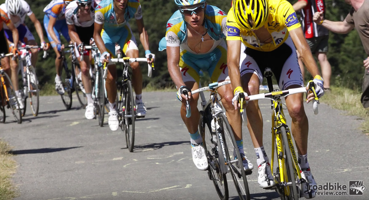 No. 4: No taking advantage of the yellow jersey if he has a mechanical or a crash.