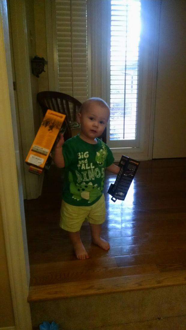 Toys For Dads : Toys for dad and son