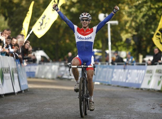 Lars van der Haar Wins