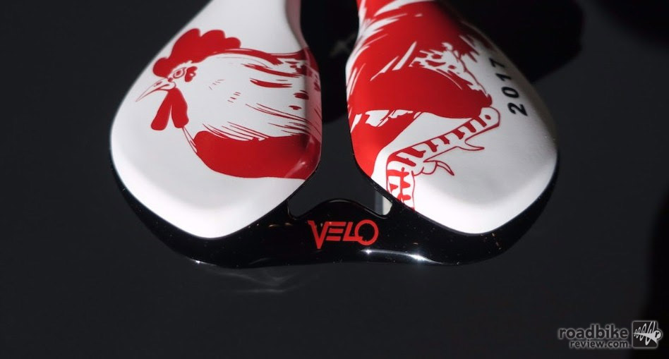 Velo Saddles Rooster saddle unveiled