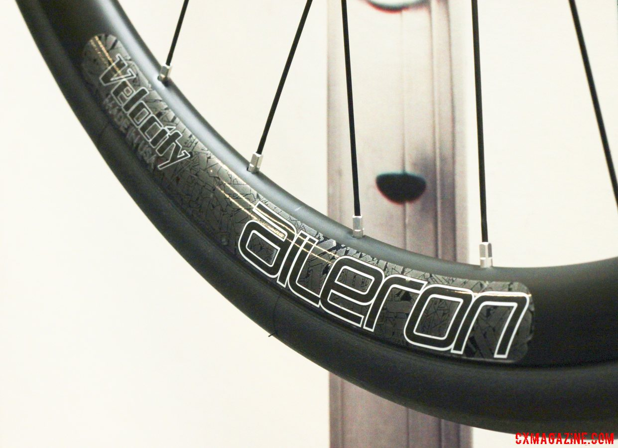 Velocity Aileron Cyclocross/Road Disc Wheelset